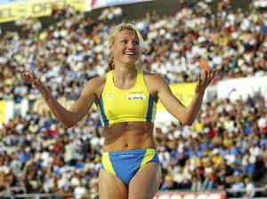 EM-brons, 25 svenska rekord, rader av SM-medaljer samt segrar i Finnkampen är prestationer som fyller den Kvarnsvedenfostrade stavhopperskan Kirsten Belins meritlista till brädden.