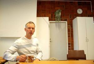 Lärarvarsel och färre program kan bli verklighet på gymnasieskolan i Strömsund. Rektor Anders Bergman säger att det kommer innebära en kvalitetsförsämring.  Foto: Jonas Ottosson