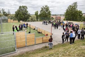 Brynäs hemmahall blir den andra arenan som namnges av Monitor ERP – den första är Hudiksvalls multiarena Monitor Östra Arena.