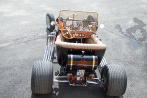 Ett av dagens mest unika fordon?