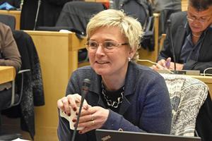 Anna-Belle Strömberg (S) är en av jurymedlemmarna som ska utse