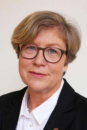 Åsa Witkowski är verksamhetschef för NCK:s patientverksamhet, kvinnofridslinjen och kvinnofridsmottagningen. Foto: kvinnofridslinjen.