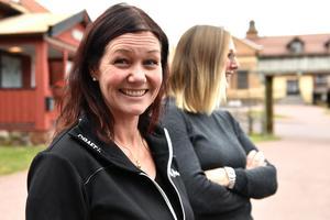 Sarah Larsson, anläggningschef Moraparken, ser fram emot den kommande galan.