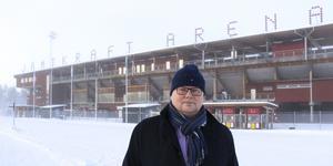 Ante Strängby, Östersund, har fått förfrågan från valberedningen om att bli ÖFK:s nye ordförande och tackat ja.