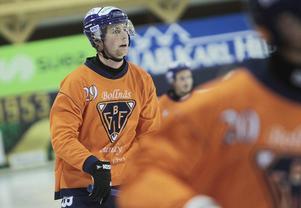 Jesper Larsson är redo att kliva fram i rampljuset.