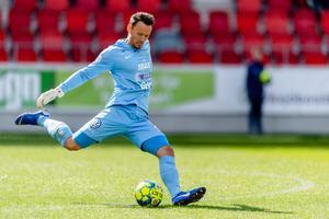 VSK-målvakten Anton Fagerström. Foto: Jonas Ljungdahl / BILDBYRÅN