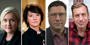 Socialdemokraterna Lena Rådström Baastad, Matilda Ernkrans, Dennis Begic och Daniel Andersson skriver om vikten att värna välfärden.