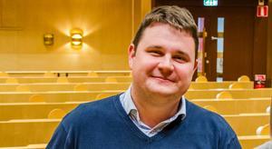 Niklas Säwen (S), socialnämndens ordförande i Sundsvall.