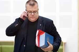 Kammaråklagare Carl-Johan Norström har nu väckt åtal mot en man som misstänks för grovt barnpornografibrott. Foto: VLT Arkiv.