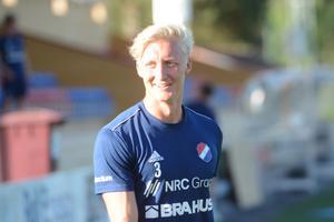 Johan Lindgren räddade poäng åt Kvarnsveden efter en sen kvittering.