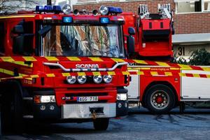 SOS Alarm har fått larm om en brand i ett servicehus i Huskvarna. Bilden är en temabild.