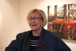 Efter 13 år  stänger nu Ulla Löfdahl Reimerson sitt Kaz Galleri.