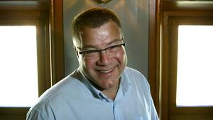 Thomas Fuchs vd för Vasallen i kanslihuset, Campus.