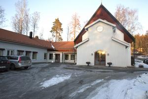 I Lillkyrkan är det samling för barn på julafton och finsk julotta på juldagen.