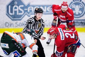 Flera delar av Hockeyettan föreslås göras om enligt ett nytt förslag av organisationen och klubbarna. Bild: Linnea Rheborg/Bildbyrån