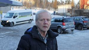 Christer Johansson, 69 år, frisör, Timrå.