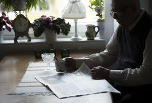 Ensamheten bland äldre i Orsa kommun ökar, och det oroar kommunens kristdemokrater. Foto: Fredrik Sandberg/TT