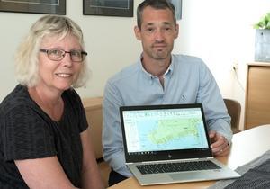 De hittills olösta frågorna kring Örens naturreservat ska kommunen nu ta tag i, berättar Maria Landin och Daniel Adborn  på Nynäshamns kommun.