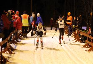 330 deltagare kom till start i Vemdalens kvällstävling.