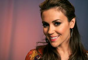 Alyssa Milano.Bild: AP Photo/Jeff Christensen