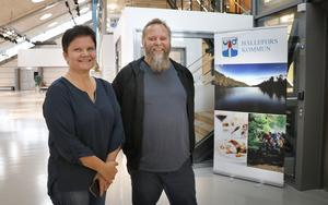 Ett vidare perspektiv är nödvändigt för att hitta formerna och utveckla den lokala turismen framhåller Maria Dahlqvist och Emil Lundkvist. Att höja blicken både digitalt och i den faktiska världen blir viktigt.