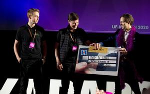 Årets Tjänst – Company Designers UF, de la Gardiegymnasiet.