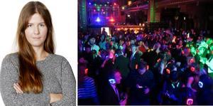 Att vi skulle rapportera om fester som vi gör idag var inget vi föreställde oss för ett år sedan, skriver LT:s chefredaktör Karolin Johansson. Bilden på de festande människorna är tagen före corona.
