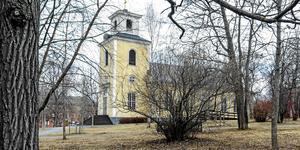 Gamla kyrkan i Östersund.