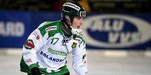 Jakob Jenefeldt gjorde matchens läckraste mål. Foto: Ulf Palm/TT