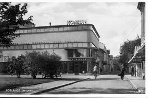 Bibliotekshuset debatterades livligt även 1930.