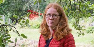 Christina Schyberg, kommunekolog, konstaterar att området är olämpligt att bebygga.