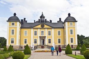Den 2 september blir Strömsholms slott värd för en musikdag. Foto: John Leander