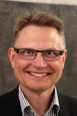Lars Fahlander är platschef för Cobra Biologics i Matfors.