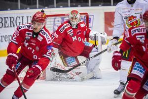 Linus Lundin höll säsongens första nolla då Modo vann komfortabelt över Almtuna med 5–0.