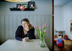 I 52 dygn räknade Karolina Björk dagarna som hennes barns pappa var borta.