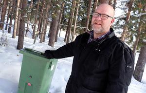 Tekniska nämndens ordförande Jan Filipsson (S) hoppas att den nya taxan för sophämtning inte ska påverka vare sig kommunen eller abonnenterna ekonomiskt.
