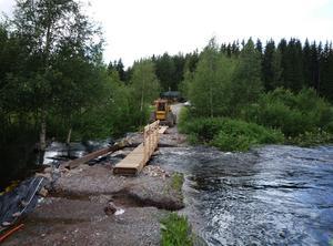 Gessån är en av de platser som är aktuella i nästa steg när det gäller utbyggnaden av fiber i Säters kommun.Foto: Roland Berg/Arkiv
