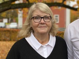 Jeanette Hjortsberg, divisionschef för psykiatri i Region Dalarna, är glad över att arbetet gett resultat. Foto: Region Dalarna