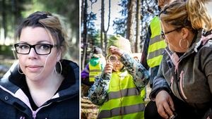 Ulrika Wessel, pedagogisk utvecklare på förskolan i Krokoms kommun. Foto: Anneli Åsén