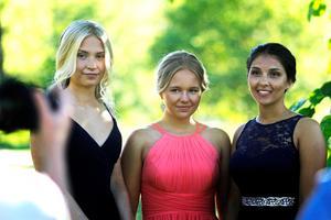 Fredagen den 8 juni var det dags för gymnasietreorna från Hedemora att gå på bal. Garpenbergs slott välkomnade dem med vackert väder.
