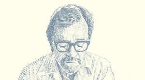 John Williams fick aldrig det stora erkännandet under sin livstid. Illustration från bokomslaget.