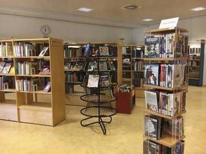 Bäckby bibliotek