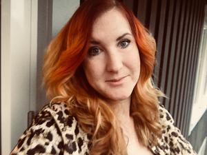 Som sångerska i rockbandet Empresses har Emma Asp-Rehn från Aneby hittat rätt:
