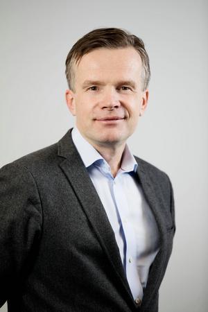 Caj Luoma,  chef kompetensförsörjning Transportföretagen. Foto: Transportföretagen/Magnus Sandberg