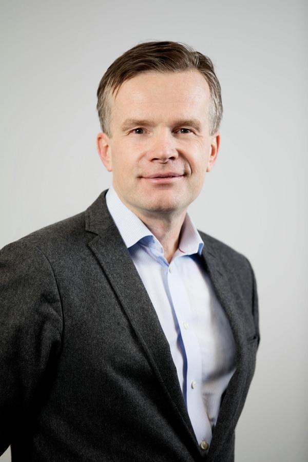 Caj Luoma,  chef kompetensförsörjning  på branschorganisation Transportföretagen. Foto: Transportföretagen/Magnus Sandberg