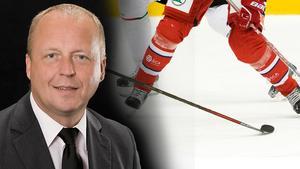 Anders Källström har pratat med Sportbladet efter Hockeyallsvenska upproret.Foto: TT/Bildbyrån (Montage).