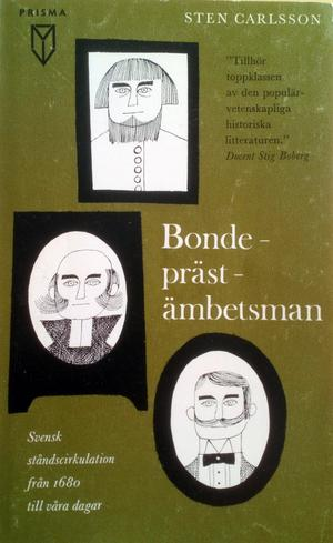 Lars Friman har fortfarande kvar den bok av Sten Carlsson som han köpte under sin tid på Karro. Foto: Privat