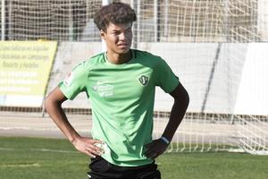 Alexander Jallow följs av flera klubbar, bland annat i Tyskland och i Danmark.