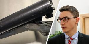 Vice chefsåklagare Kristofer Magnusson räknar med att behöva förlänga utredningen av det misstänkta grova vapenbrottet gällande en Ludvikabo för en tredje gång.