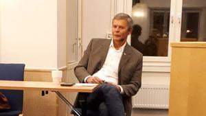 Verkställande direktören Per-Erik Andersson.